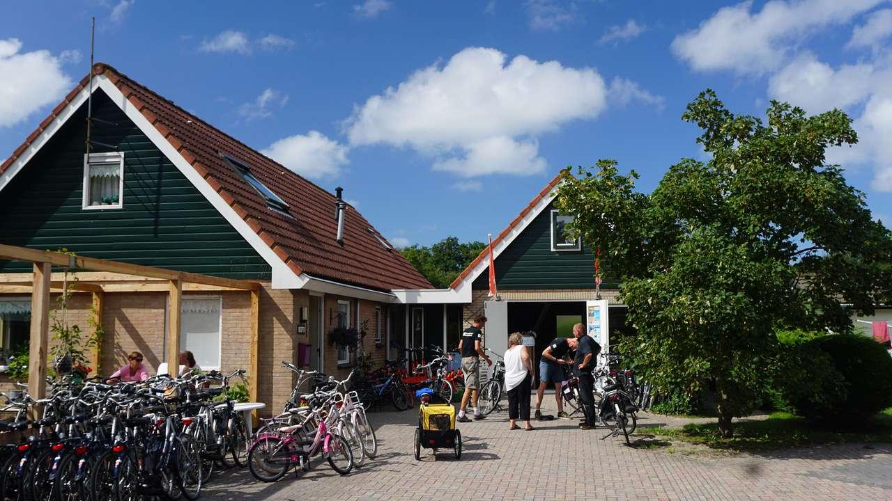 Noorderlicht fietsverhuur in Formerum