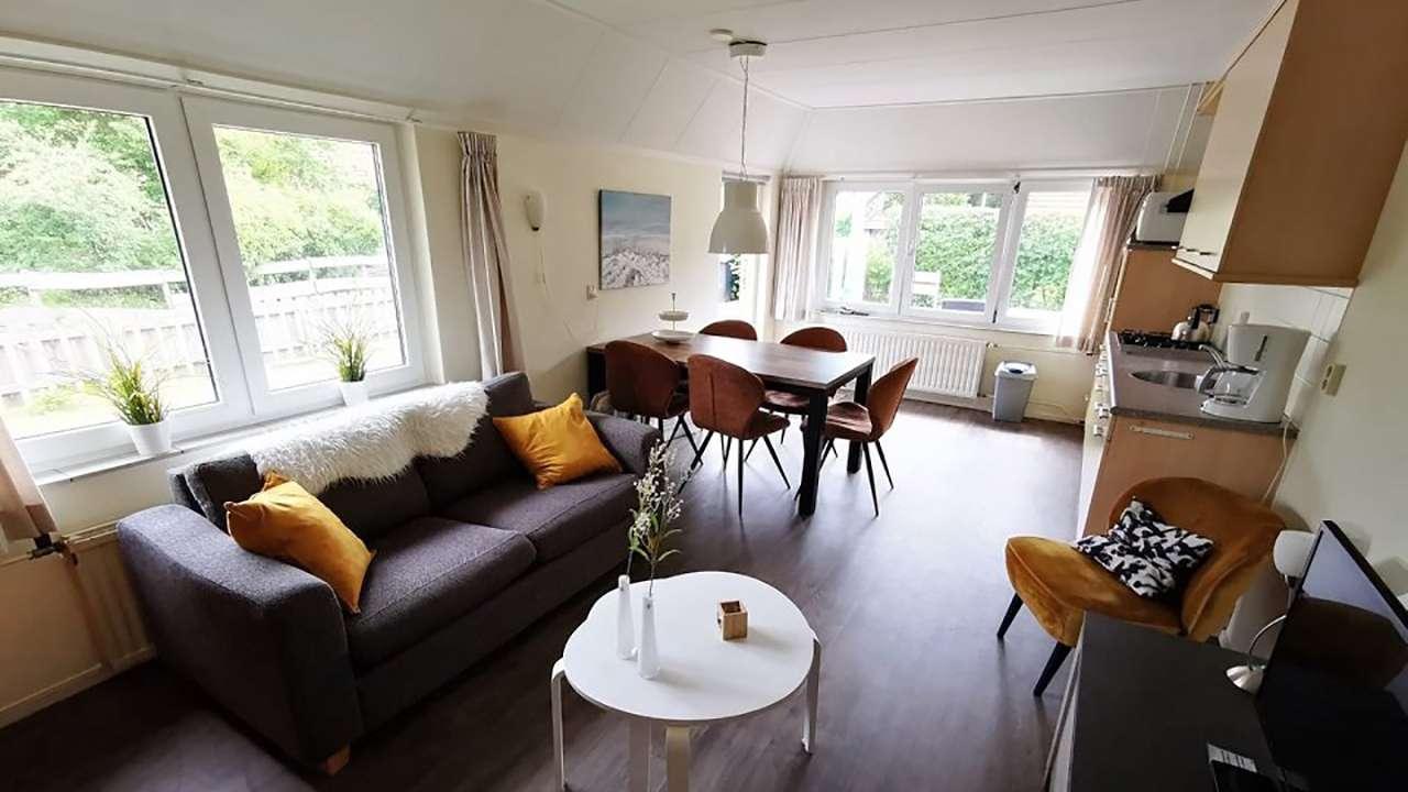 Appartement een - woonkamer en keuken